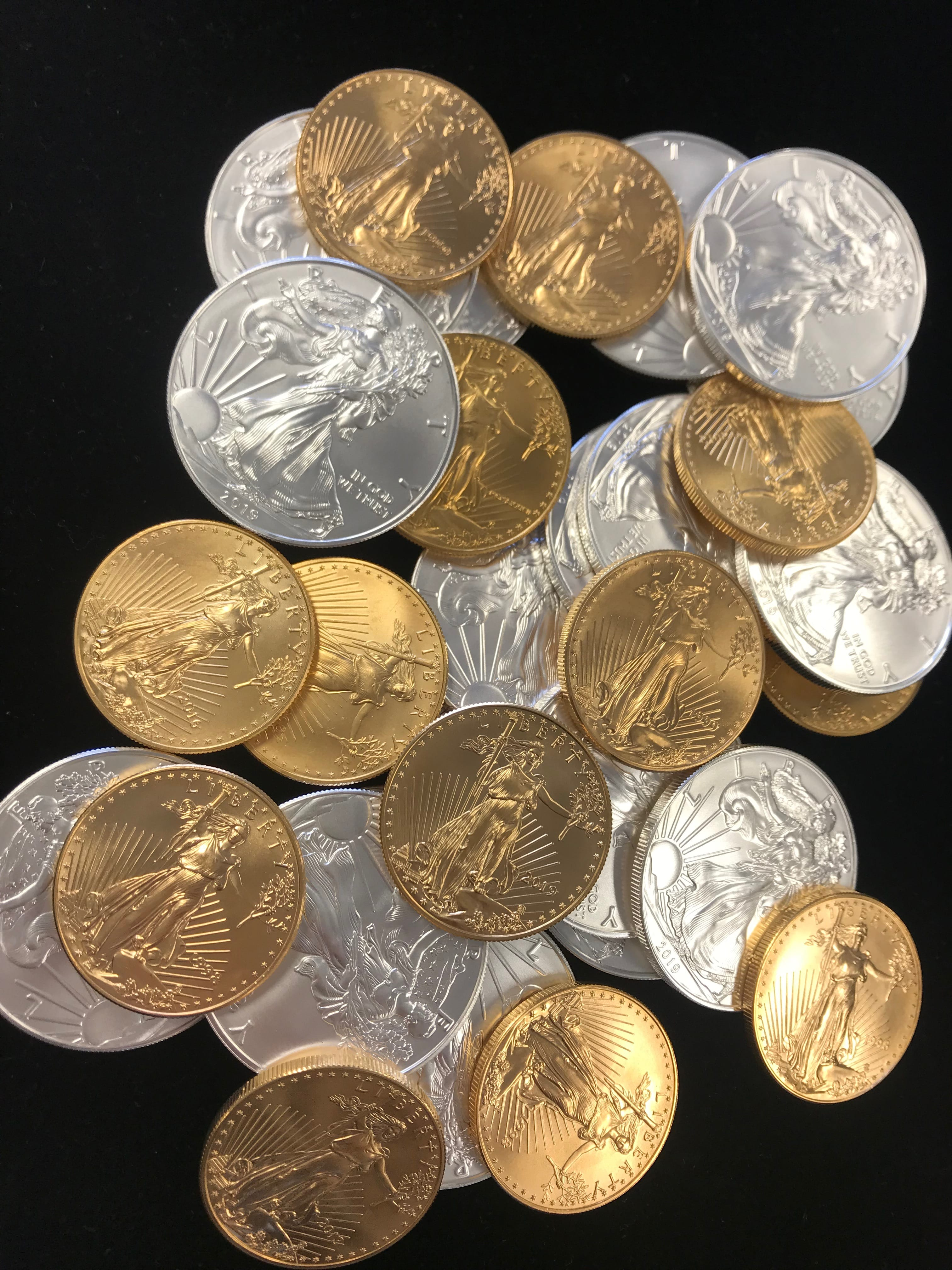 Bullion & Coin Exchange