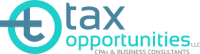 Tax Opportunities, LLC Logo