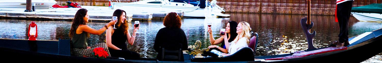 Lake Tahoe Cruises | Tahoe Amore Gondola Cruises