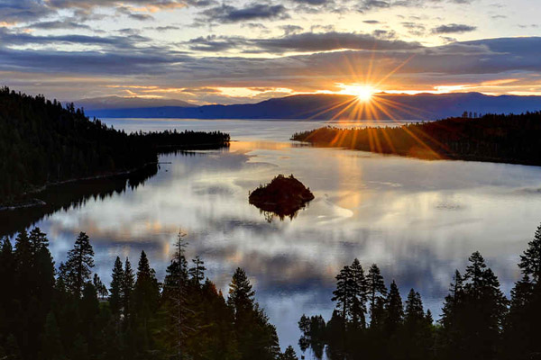 Emerald Bay Lookout | South Lake Tahoe
