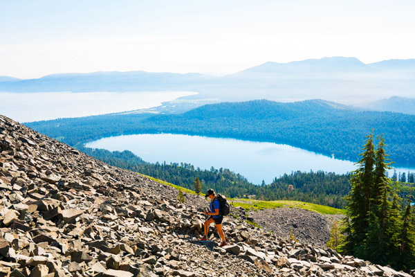 Mount Tallac Hike | Lake Tahoe