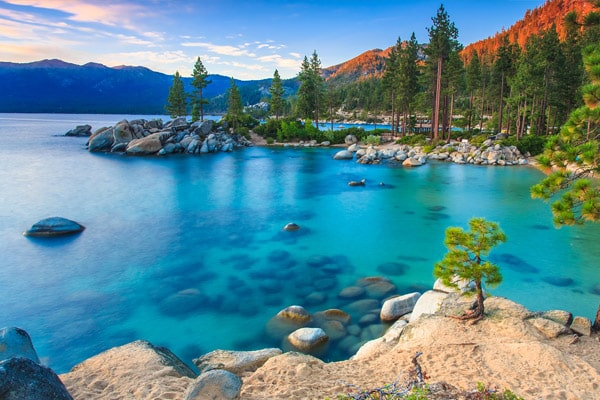 Sand Harbor | Lake Tahoe