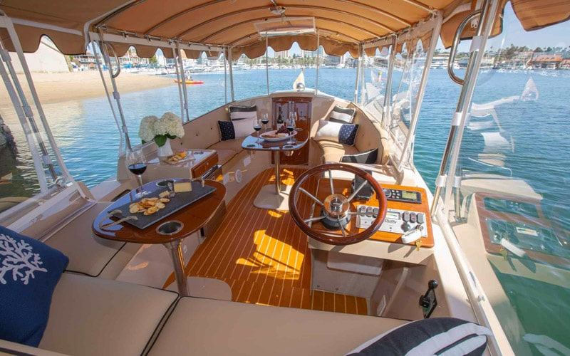 Luxury Boat Ride Lake Tahoe | Vaporetto