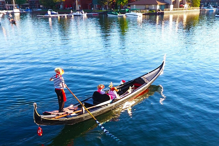 The Morning Special Gondola Ride in Lake Tahoe