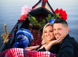 Lake Tahoe Proposal   Gondola Rides in Lake Tahoe