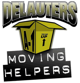 Delauters A-1 Moving Helpers Logo