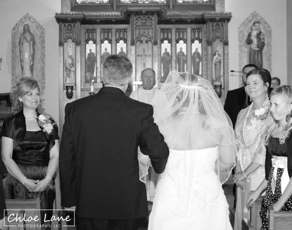 Brownsville PA Wedding Photos by Chloe Lane Photography