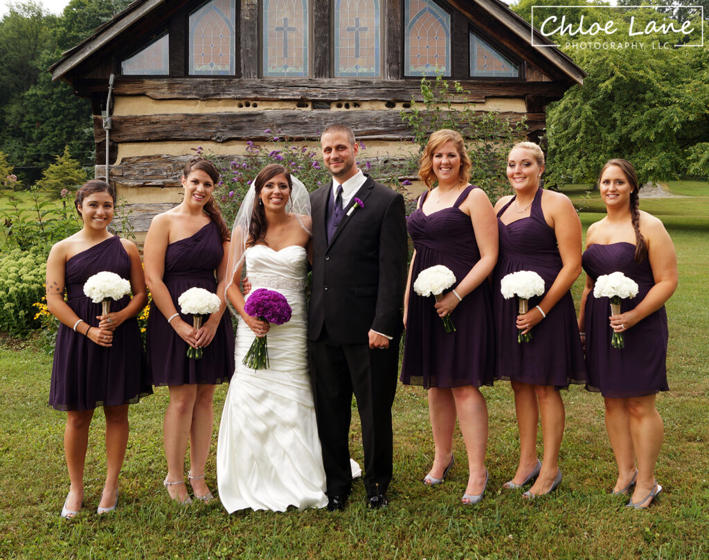 Foggy Mountain Lodge Wedding Photos by Chloe Lane Photography