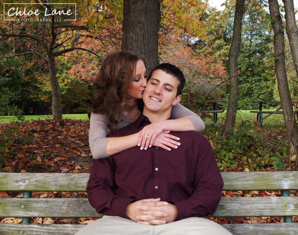 Hartwood Acres Engagement Photos by Chloe Lane Photography