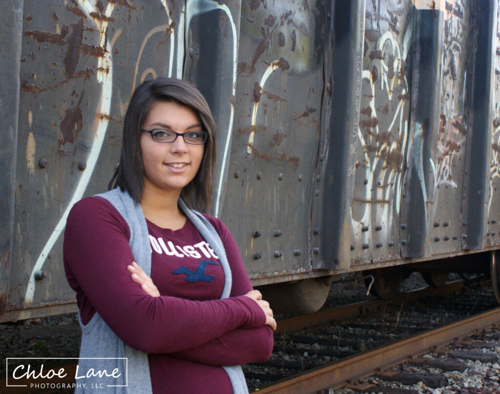 Senior Photos Near Blairsville PA by Chloe Lane Phtography