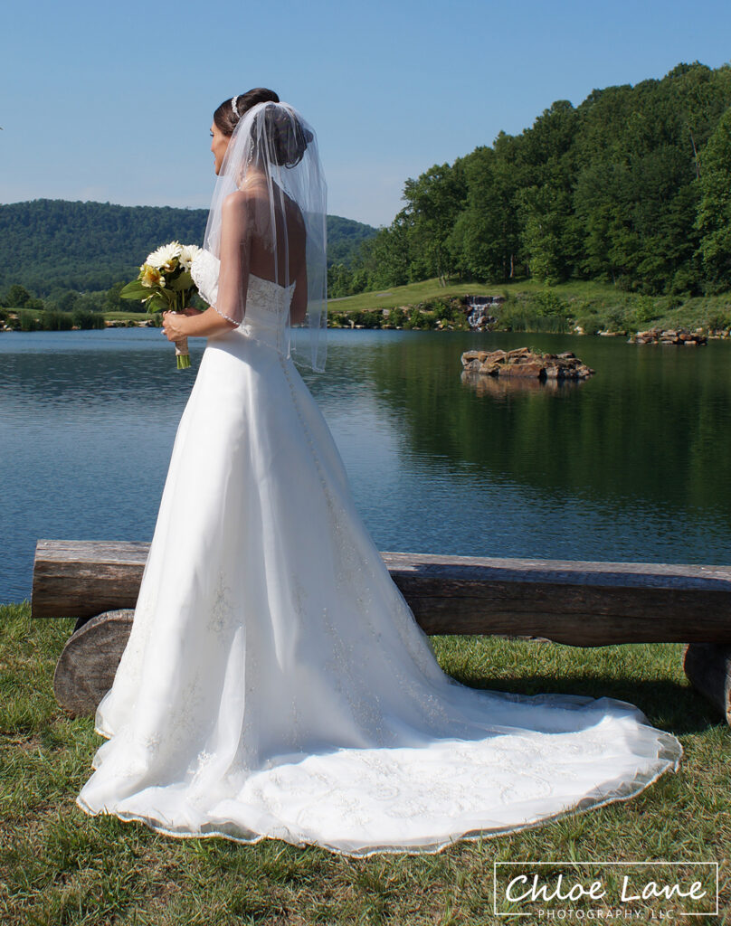 Wedding Photos near Greensburg PA by Chloe Lane Photography
