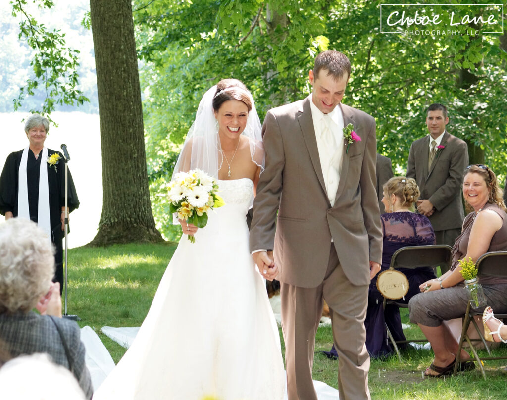 Wedding Photos near Ohiopyle PA by Chloe Lane Photography