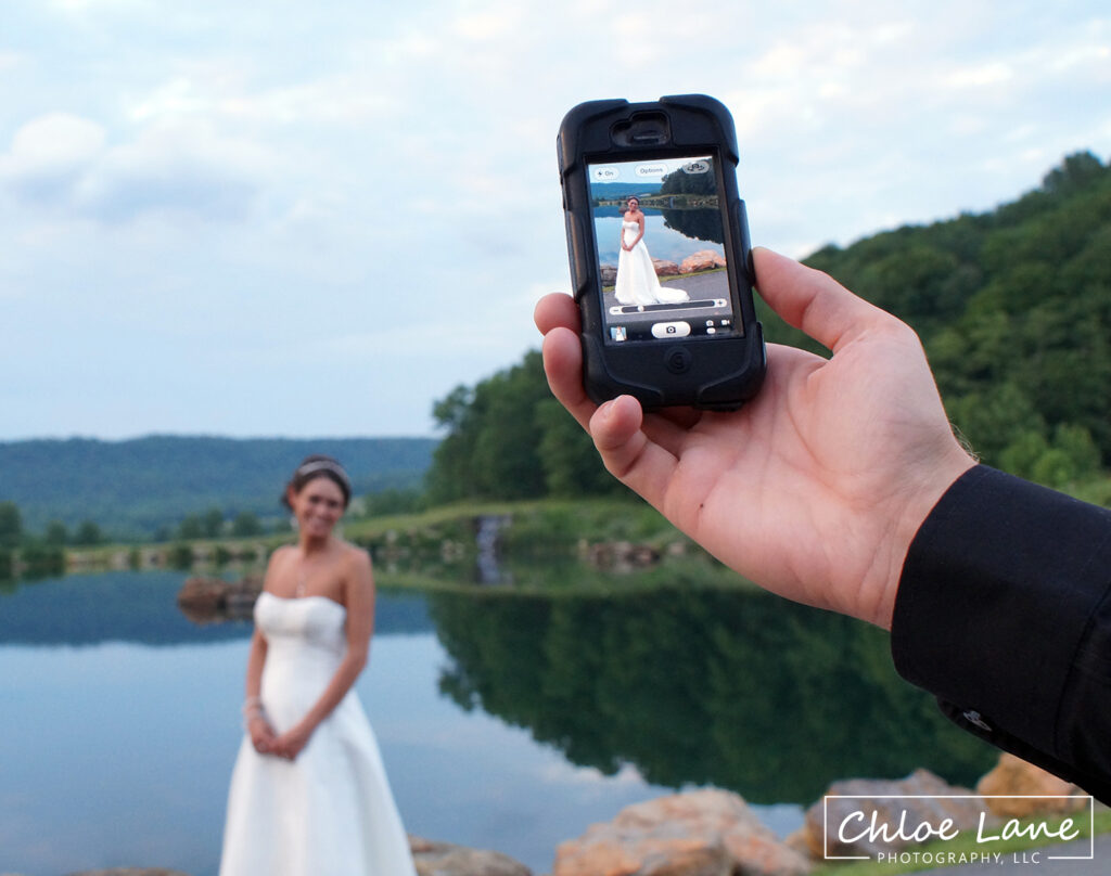 Wedding Photos near Seven Springs PA by Chloe Lane Photography