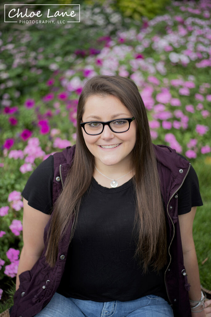 Senior Photo session near Greensburg and Latrobe PA Chloe Lane Photography