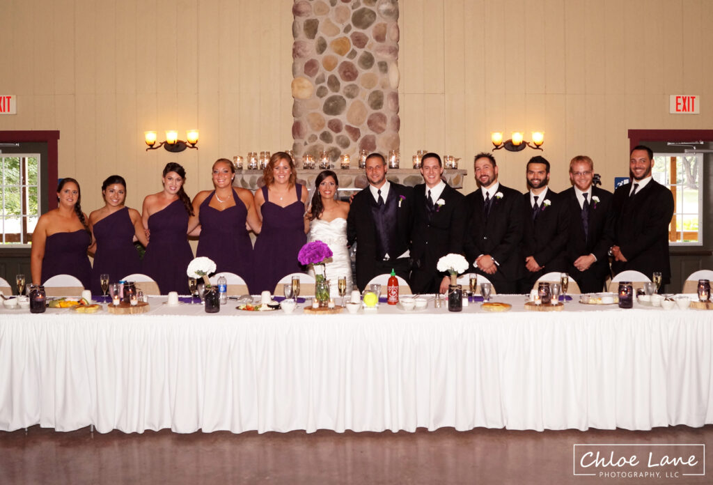 Wedding-party-table-photo-at-Foggy-Mountain-Lodge-wedding-reception