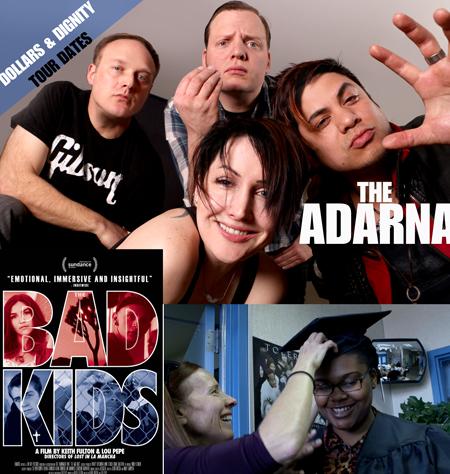 The Adarna + The Bad Kids of Mojave Desert