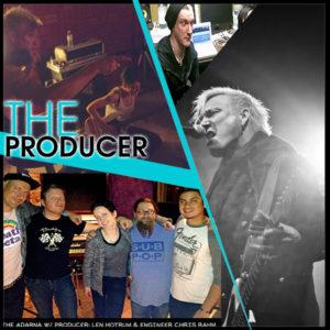 Len Hotrum Producer