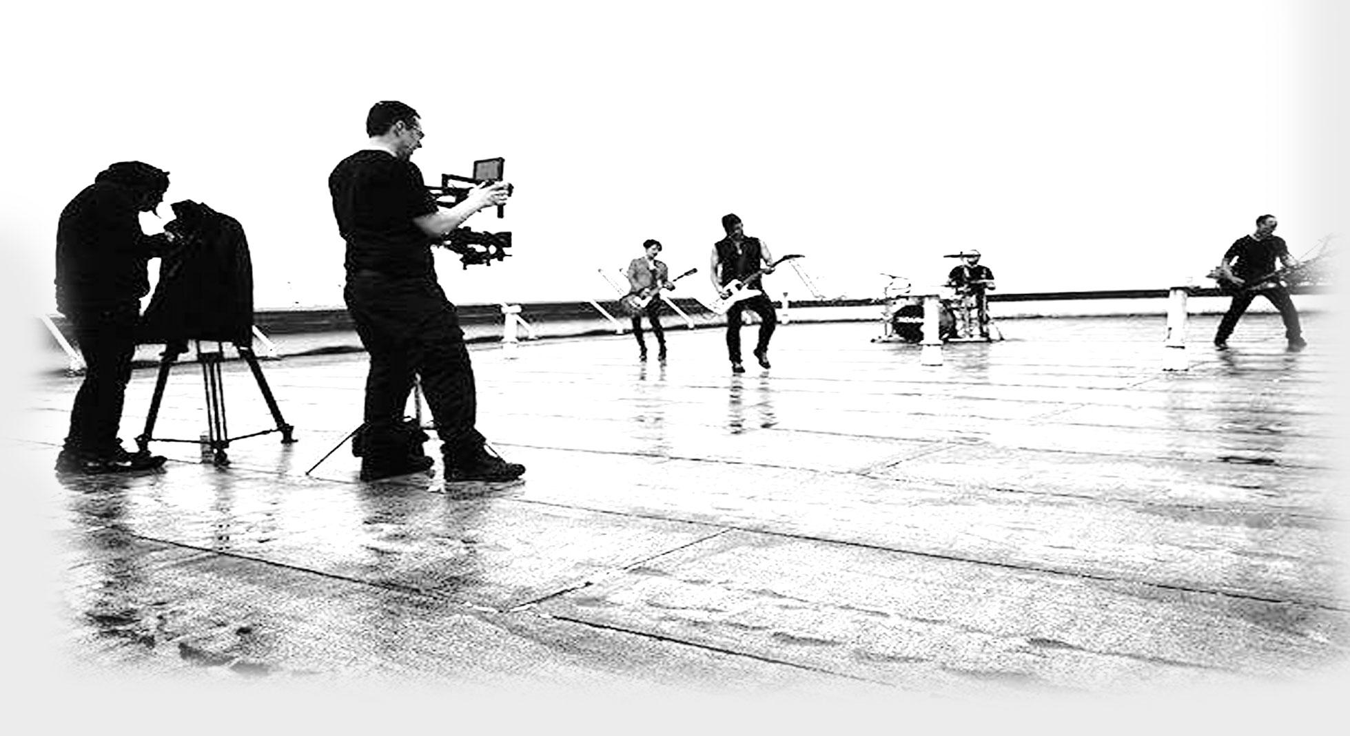 Tetraknot Filming The Adarna