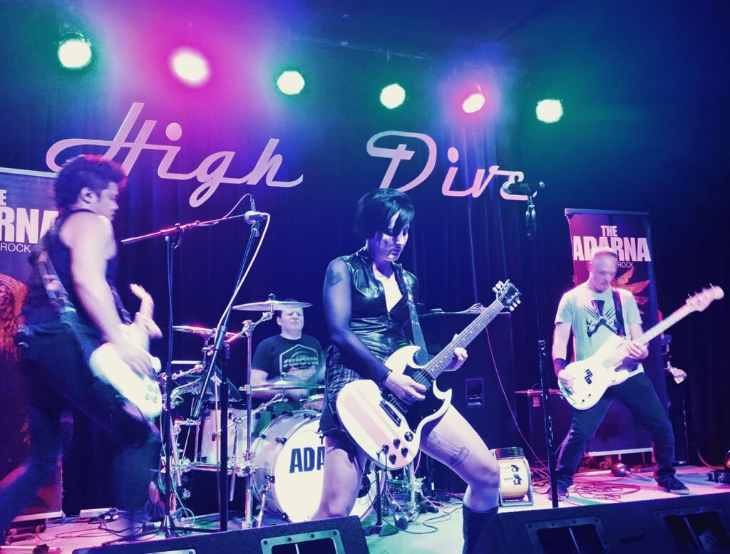 The Adarna at The High Dive Seattle