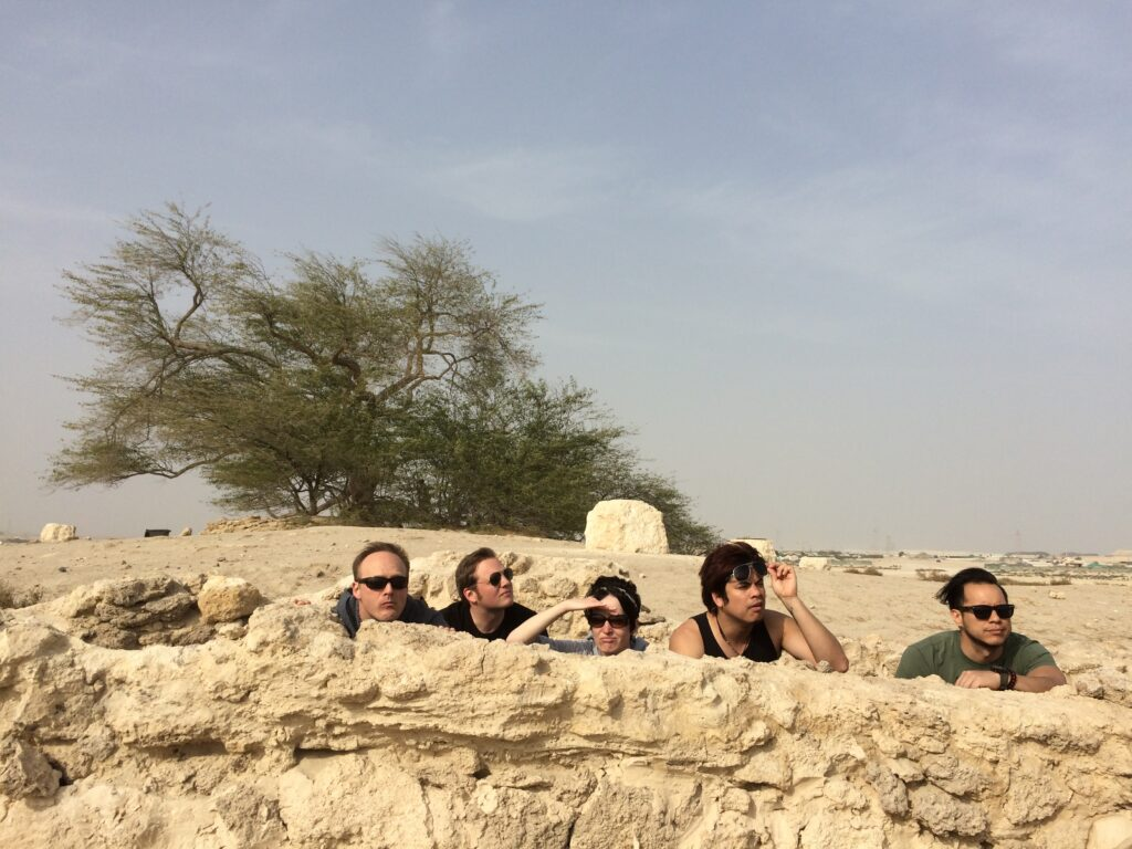 The Adarna at the Tree of Life - Bahrain