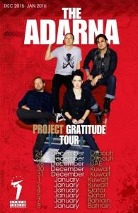 Project Gratitude (2015-16)