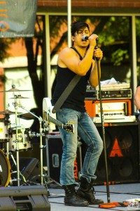 301 - William performing at Boise State University