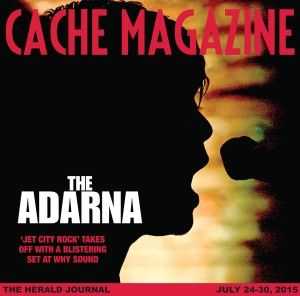 040 - Cover of Cache Magazine