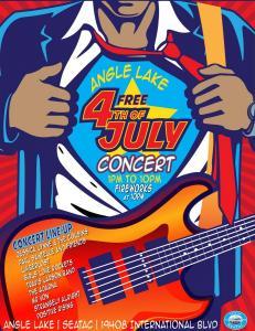 097 - July 4 Angle Lake