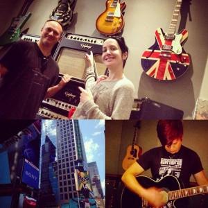 075 - NYC Gibson
