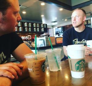 123 - Coffee stop