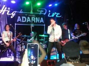 120 - The Adarna at the High Dive in Seattle, WA