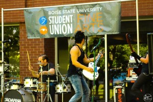 300 - The Adarna at Boise State University