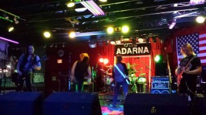 020 - The Adarna performing at the Grail in Coeur d'Alene