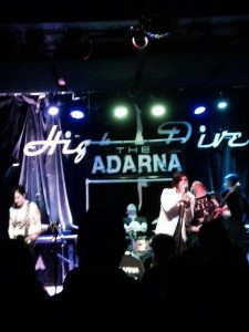 120 - The Adarna performing at the High Dive in Seattle, WA
