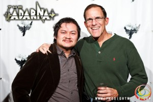 Scott Moore and Thaiphoon at The Adarna's CD Release Show 2012