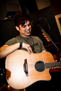 William at The Adarna's CD Release Show 2012