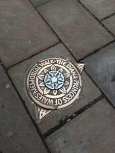 459 - Diana Memorial, London