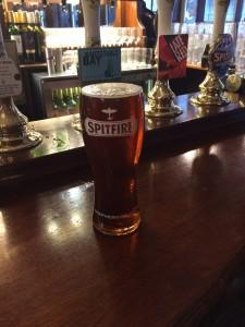 464 - Pint of Spitfire