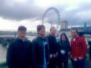 471 - London  Eye