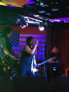 050 - The Adarna performing at the Grail in Spokane WA