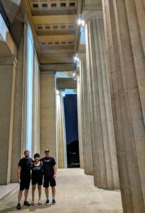06171 - Pantheon In Nashville TN