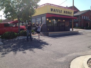 160 - Finally a Waffle House!