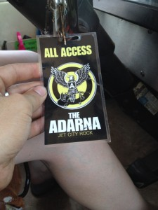 005 - All Access Badge