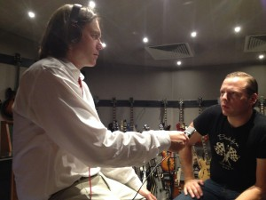 070 - The Adarna being interviewed by Talking Metal
