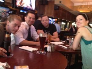 084 - Grabbin drinks with Josh in Washington DC