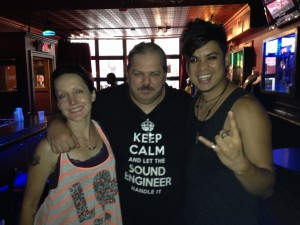077 - William and Andreka at Legendary Dobbs in Philadelphia PA
