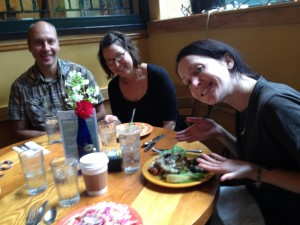 090 - At the Moosewood in Ithaca NY