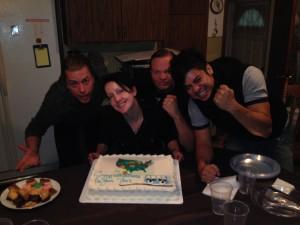 137 - Cake!