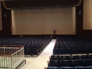 120 - Andreka on the Kodak Theatre stage