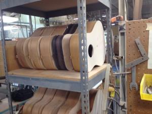 306 - Gibson Acoustic Factory Tour - Bozeman MT